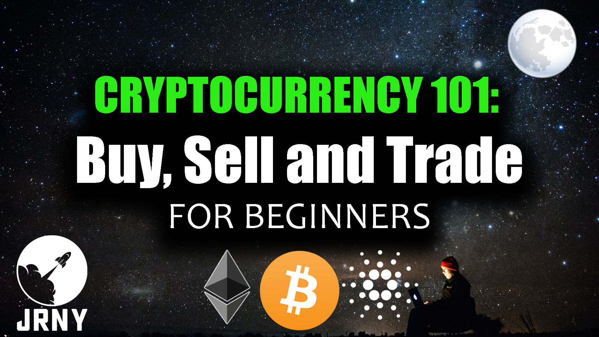 Cryptocurrency 101: Buy, Sell and Trade for Beginners